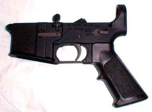 AR-15 Lower