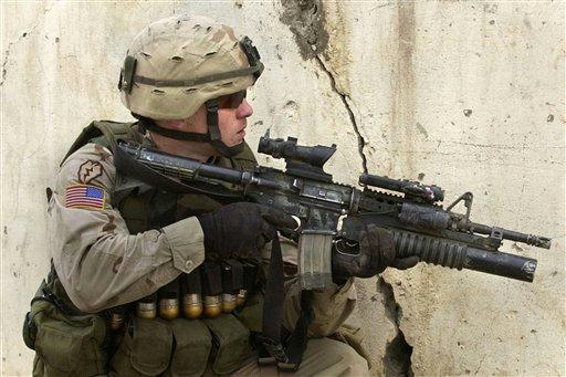 U.S. Army Considering Replacing Standard Rifles