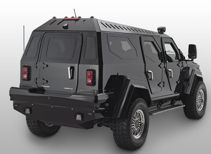 Ultimate Survival Vehicle - Knight XV