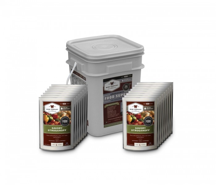 Special Offer: Coupon Code for Wise Food Prepper Pack