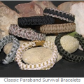 Survival Christmas Ideas: Paracord Survival Bracelets