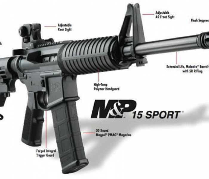 M&P15 Sport Review & Torture Test: Smith & Wesson AR15