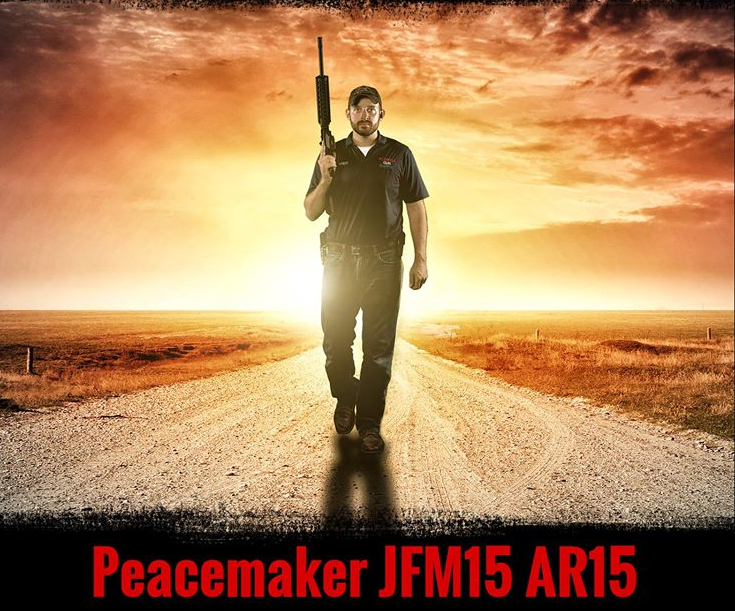 FULL RELEASE: Peacemaker JFM15 – the Ultimate Jihad Fighting Machine