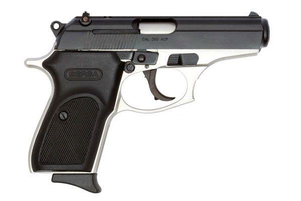 Improve Your Handgun Shot