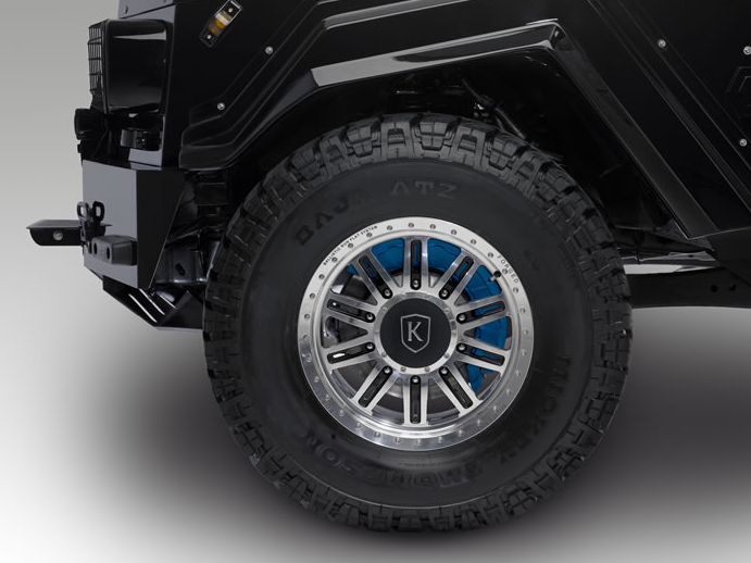 Knight XV Rims - Serious Survival Rims