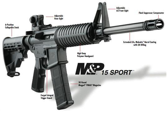 M&P15 Sport II Review & Torture Test: Smith & Wesson AR15